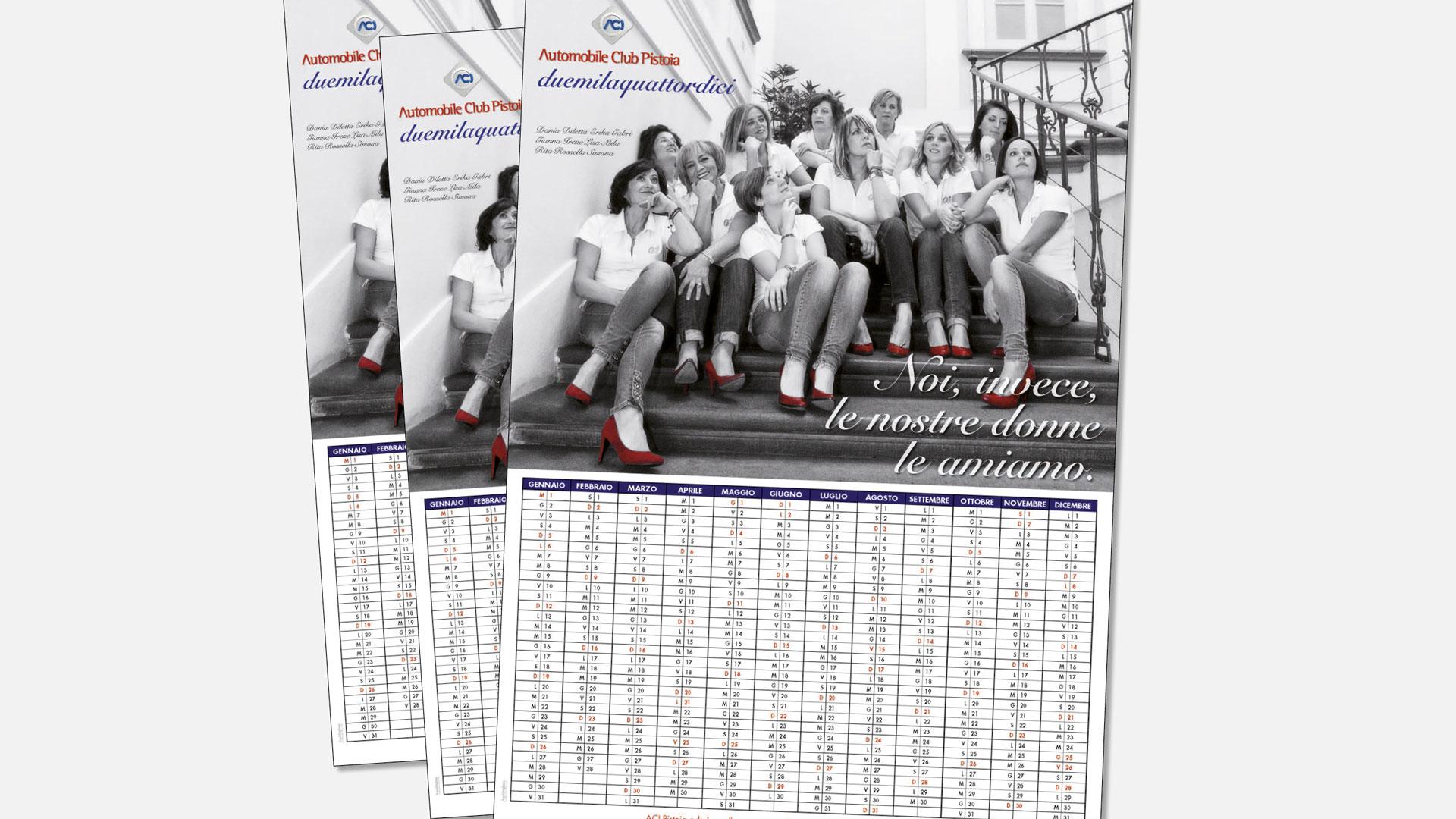 ACI calendario 2014